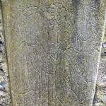 Carved Grave Stone at Athassel Priory