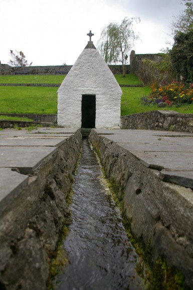 St Kenny's Well - Photo by Corey Taratuta