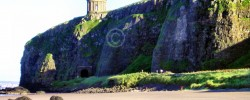 Mussenden Temple Downhill Estate Castlerock Co. Londonderry Northern Ireland