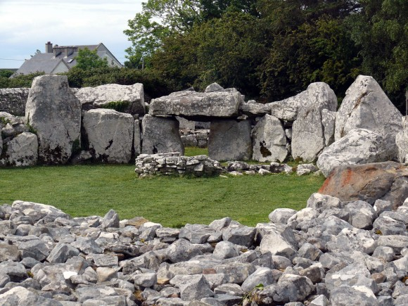Creevykeel Court Tomb - Photo by Christy Nicholas