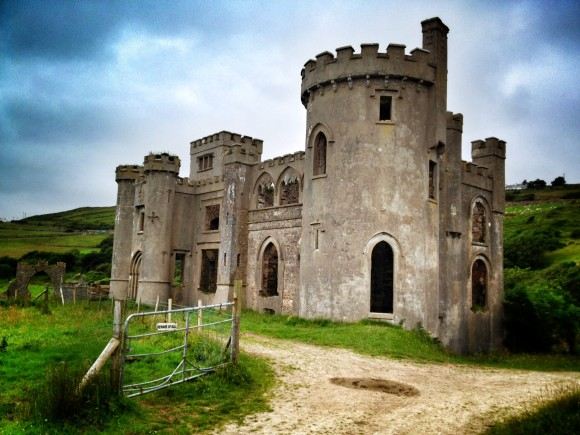 Clifden Castle - photo by Corey Taratuta