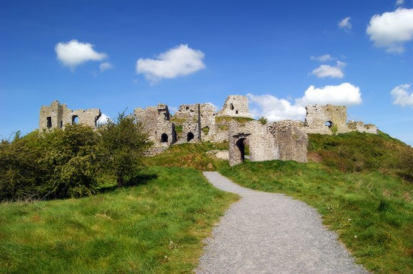 The Rock of Dunamase - Photo by Mark Taggart