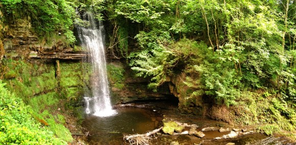Glencar Waterfall. Photo by Corey Taratuta