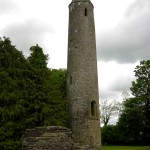 Timahoe Round Tower - Photo by Corey Taratuta