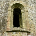 Romanesque Doorway, Timahoe Round Tower - Photo by Corey Taratuta
