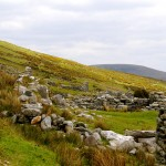 Famine Village on Achill Island - Photo by Corey Taratuta