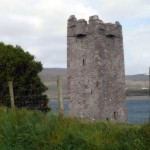 Grainne's Tower/Killdavnet Castle - Photo by Christy Nicholas