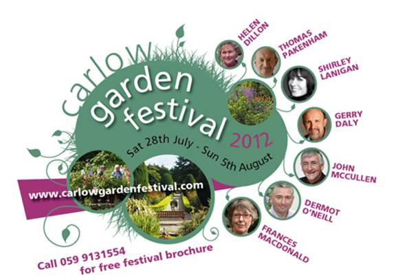 Duckett's Grove and the Carlow Garden Festival