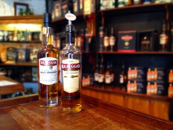 Kilbeggan Distillery - Photo by Corey Taratuta