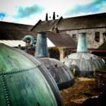 The Copper Stills at Kilbeggan Distillery - Photo by Corey Taratuta
