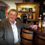 Kilbeggan Distillery Manager Brian - Photo by Corey Taratuta