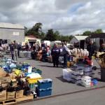 Kilkenny Car Boot Sale - Photo by Corey Taratuta