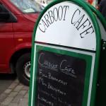 Cafe at the Kilkenny Car Boot Sale - Photo by Corey Taratuta