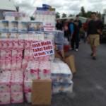 Irish Toilet Paper at the Kilkenny Car Boot Sale - Photo by Corey Taratuta