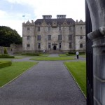Portumna Castle - Photo by Tony Calland