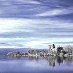 Menlo Castle - Photo by Mark Grealish  via Flickr Creative Commons