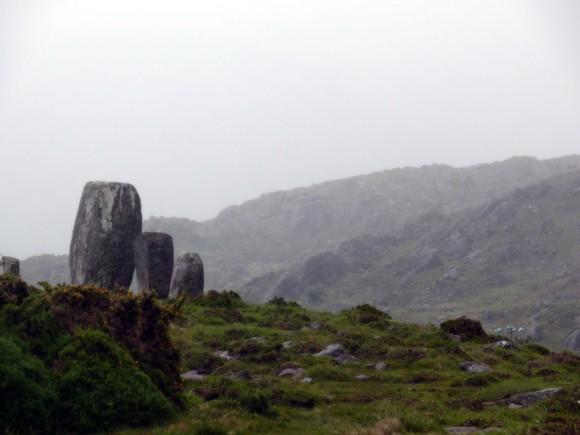 Cashelkeelty Stone Circle - Photo by Christy Nicholas