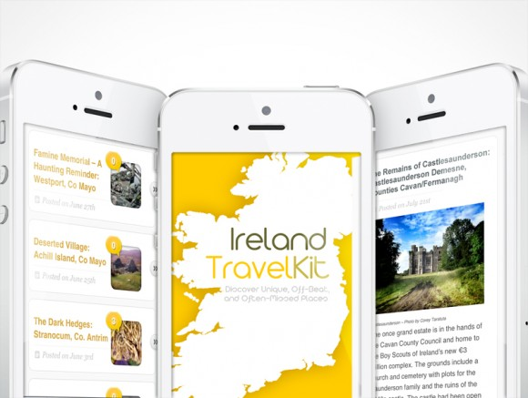 Ireland Travel Kit App