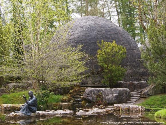 St Fiachra's Garden, Irish National Stud, Kildare