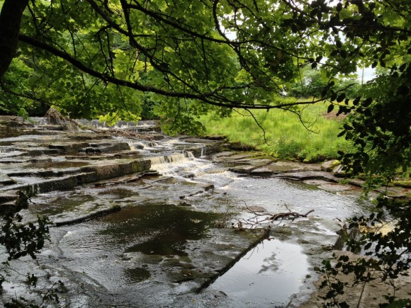 Roogagh Waterfall - photo by Corey Taratuta