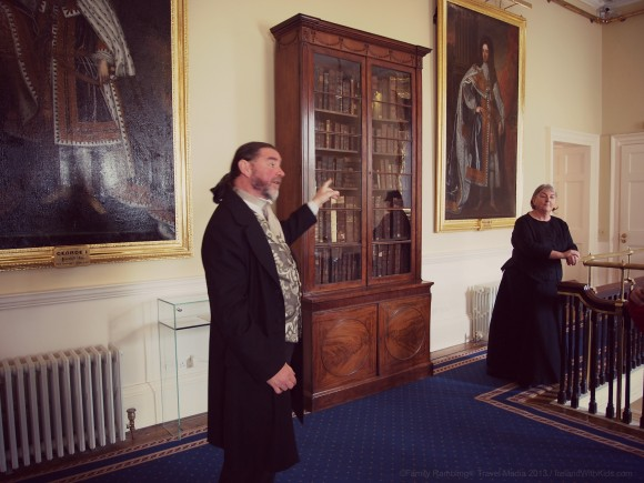 Character Led Tours of Waterford, Ireland