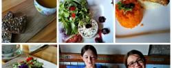 Dining at Kilshanny House, County Clare. Burren Food Trail. Ireland vacation tips.