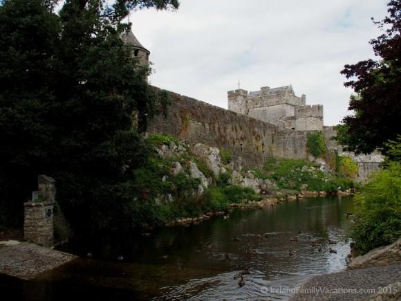 Cahir Castle, County Tipperary, Ireland. Ireland vacation | Ireland travel tips